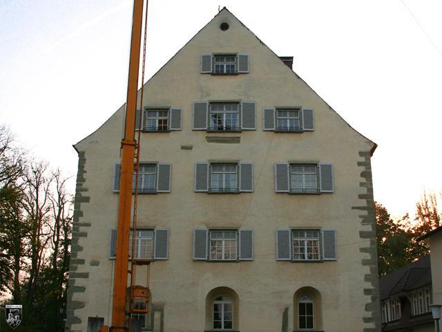 Schloss Gaienhofen in Baden-Württemberg