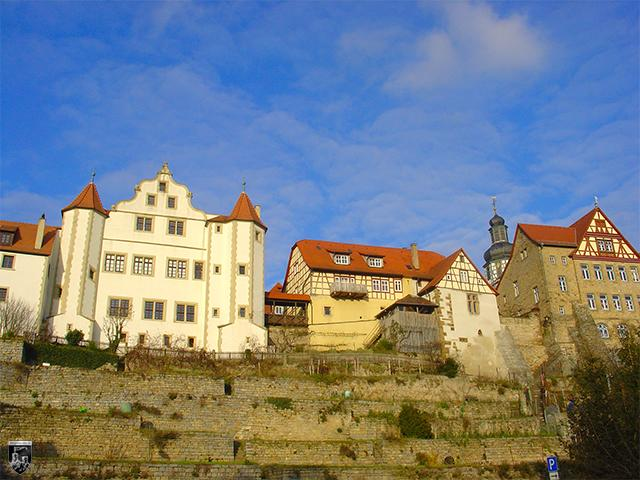 Schloss Gochsheim, Graf-Eberstein-Schloss in Baden-Württemberg