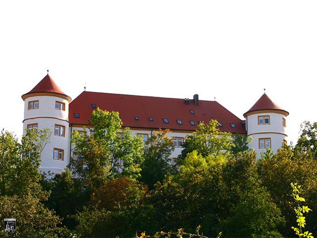 Burg Hohenstein in Baden-Württemberg