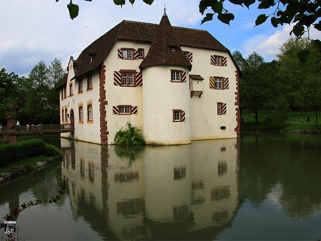Schloss Inzlingen, Inzlinger Wasserschloss in Baden-Württemberg