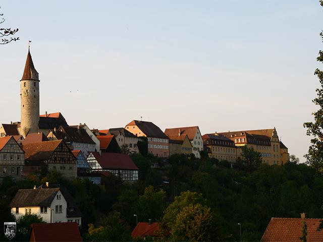 Schloss Kirchberg in Baden-Württemberg