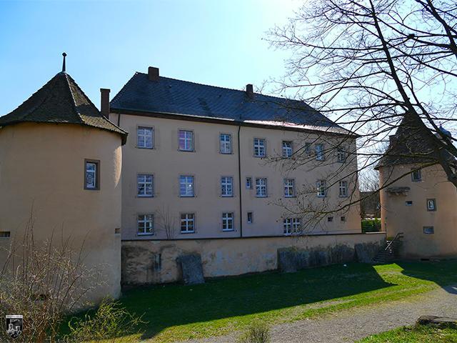 Schloss Kirchhofen in Baden-Württemberg