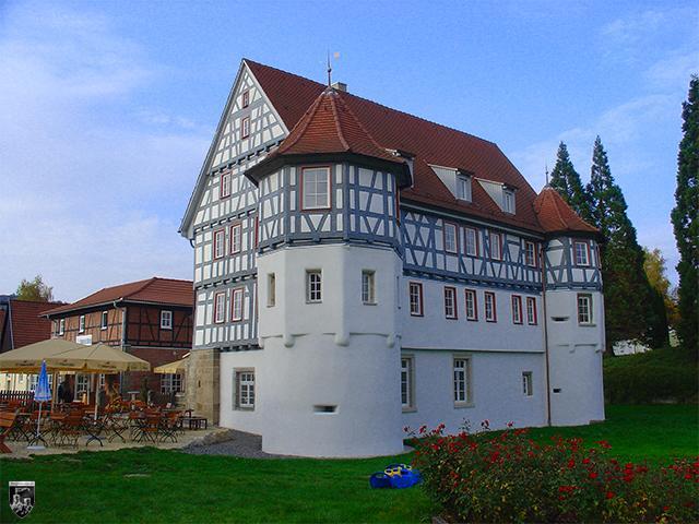 Schloss Lautereck in Baden-Württemberg