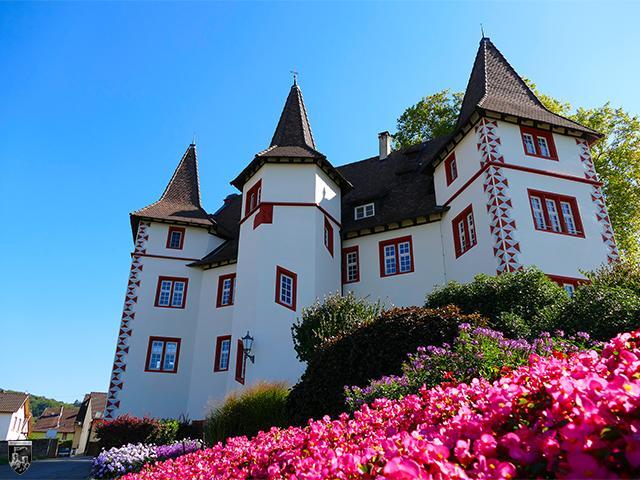 Wasserschloss Schmieheim, Schmieheimer Schloss in Baden-Württemberg