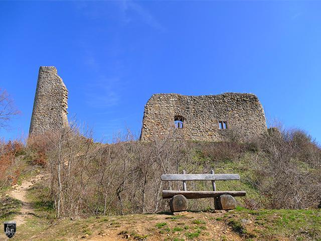 Burg Schneeburg in Baden-Württemberg