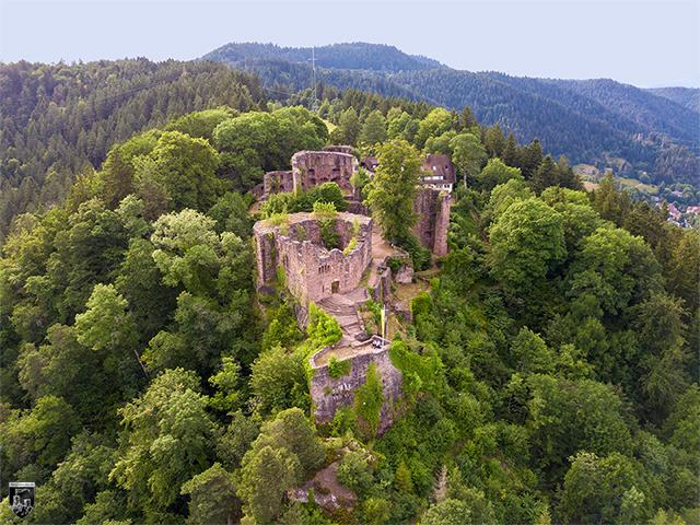 Burg Schramberg, Hohenschramberg in Baden-Württemberg