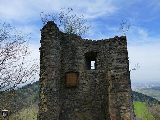 Burg Schwarzenburg, Schwarzenberg in Baden-Württemberg