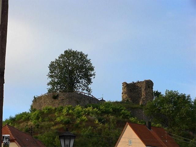 Burg Schweinberg in Baden-Württemberg
