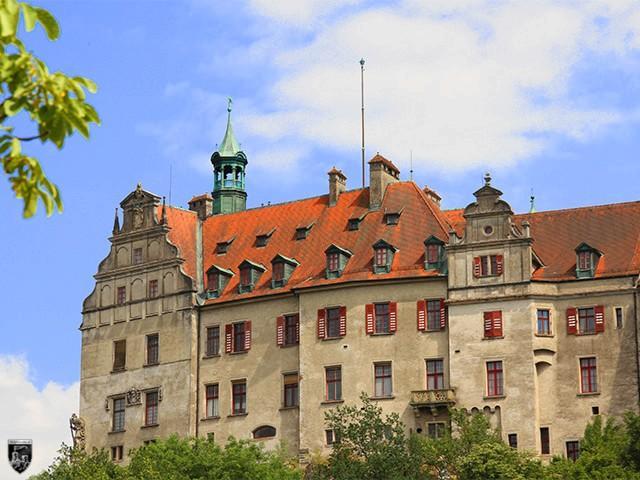 Schloss Sigmaringen in Baden-Württemberg