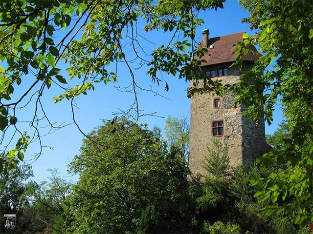 Burg Sponeck in Baden-Württemberg