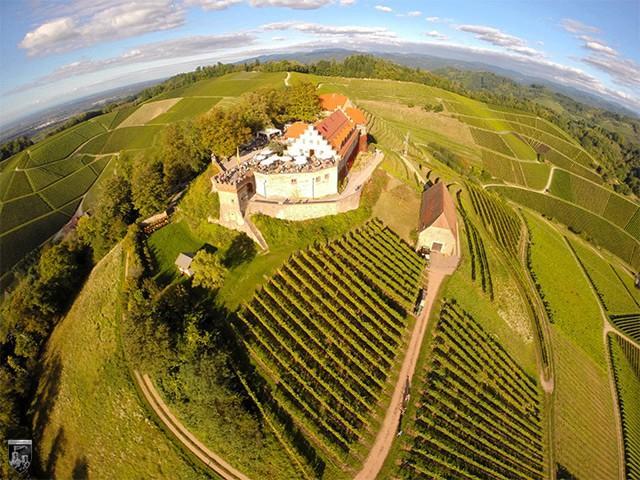 Burg Staufenburg in Baden-Württemberg