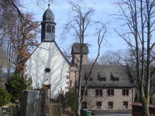 Burg Steinegg in Baden-Württemberg