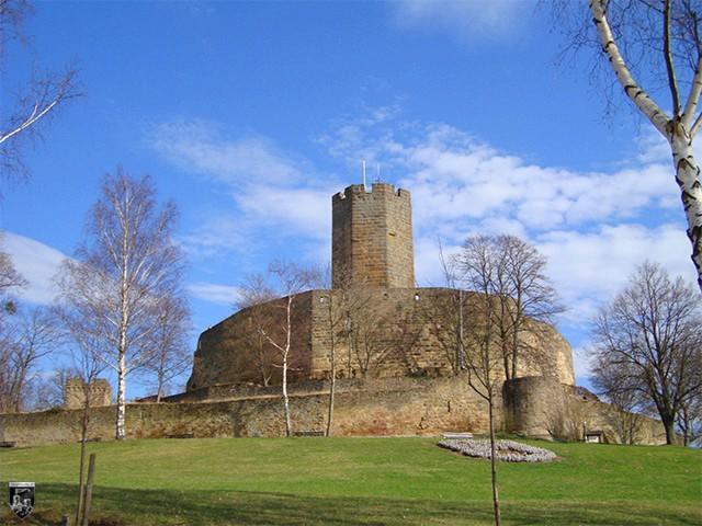 Burg Steinsberg in Baden-Württemberg