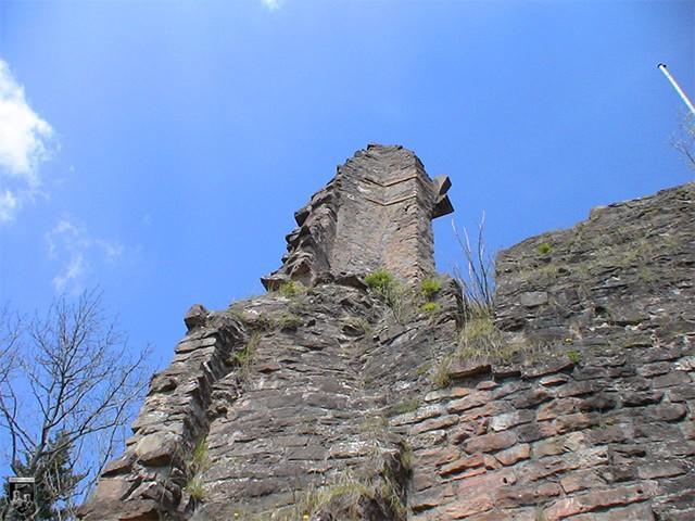 Burg Sterneneck, Sterneck in Baden-Württemberg