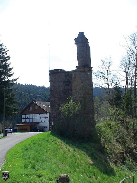 Burg Sterneneck, Sterneck