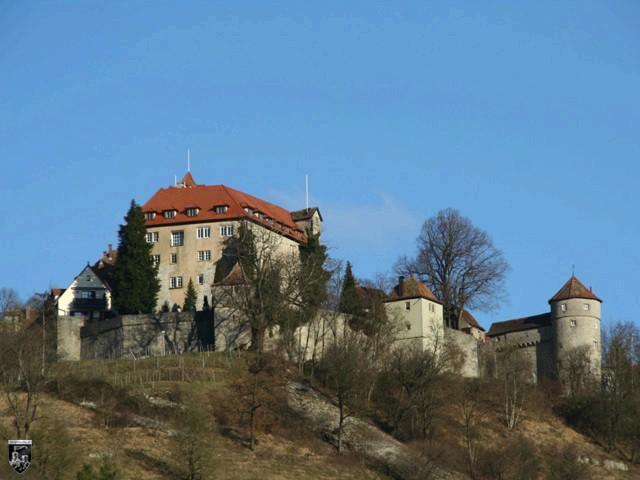 Schloss Stetten, Hohenlohe in Baden-Württemberg