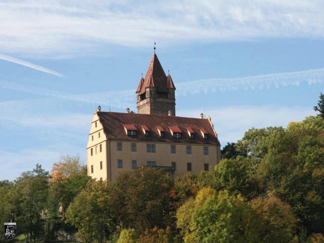 Burg Stocksberg in Baden-Württemberg