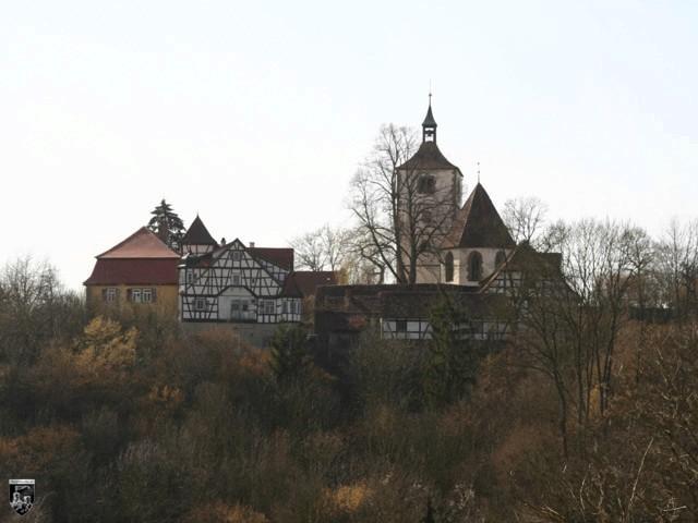 Burg Stöckenburg in Baden-Württemberg