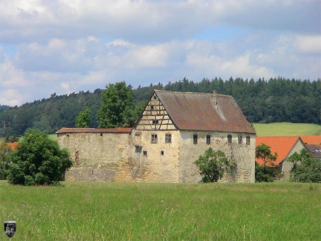 Stolch´sches Schloss, Wasserschloss Trochtelfingen in Baden-Württemberg