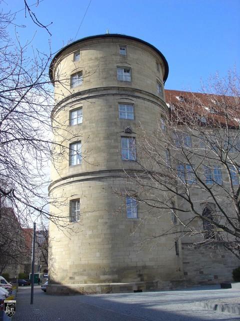 Burg Stuttgart, Altes Schloss