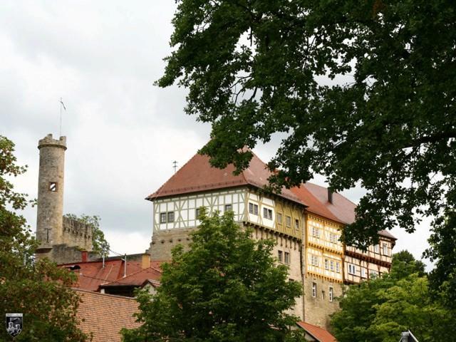 Burg Talheim in Baden-Württemberg