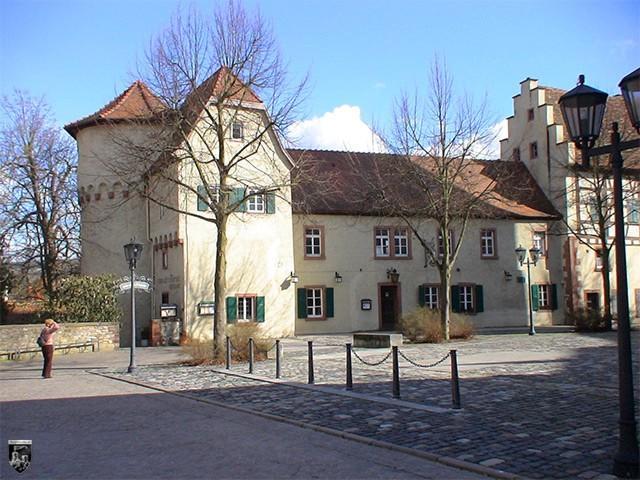 Burg Tauberbischofsheim, Kurmainzisches Schloss in Baden-Württemberg