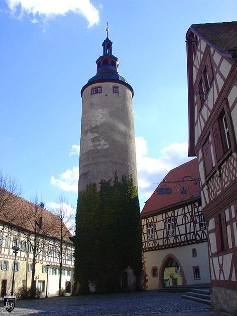 Burg Tauberbischofsheim, Kurmainzisches Schloss
