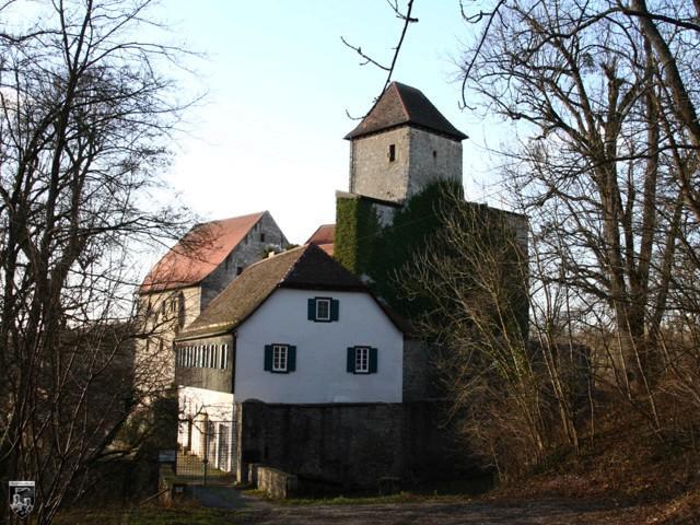 Burg Tierberg in Baden-Württemberg