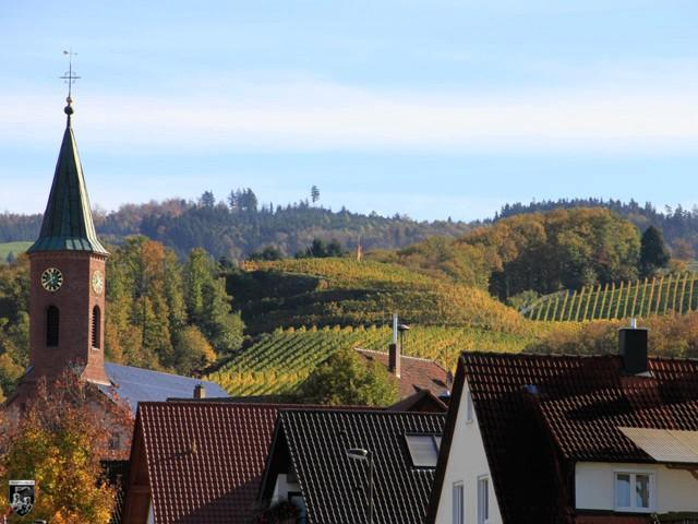 Burg Ullenburg in Baden-Württemberg
