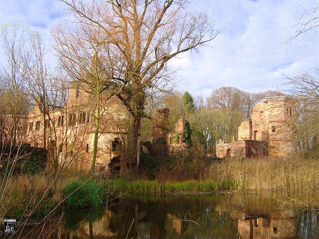 Schloss Menzingen, Menzingen Unterburg in Baden-Württemberg