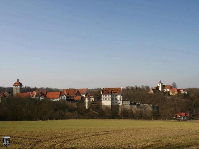 Burg Vellberg in Baden-Württemberg