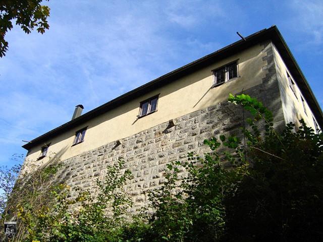 Burg Wäscherschloss, Wäscherburg