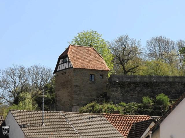 Burg Waldangelloch in Baden-Württemberg