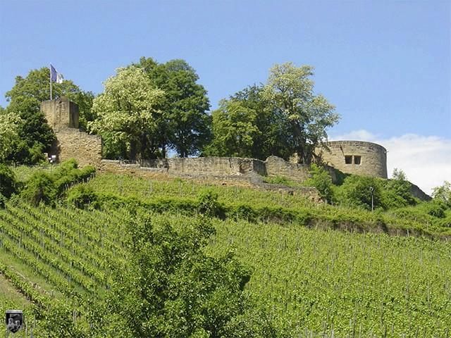 Burg Weinsberg, Weibertreu in Baden-Württemberg