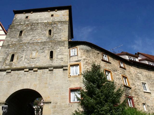Kaiserpfalz & Burg Wimpfen