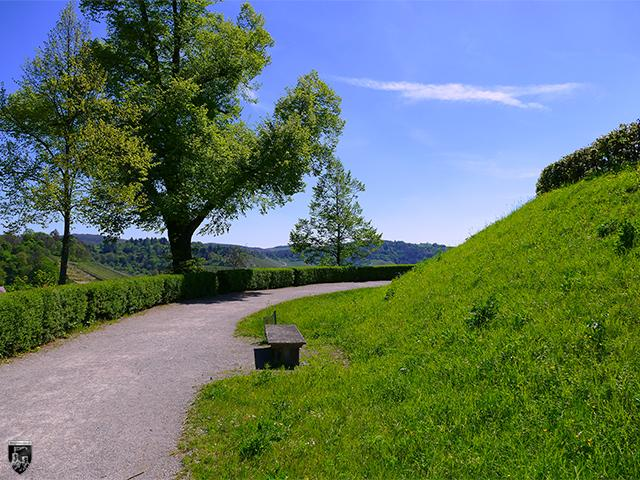 Burg Wirtemberg, Württemberg, Rotenberg