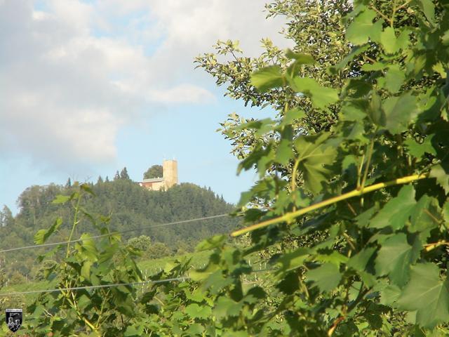 Burg Yburg in Baden-Württemberg