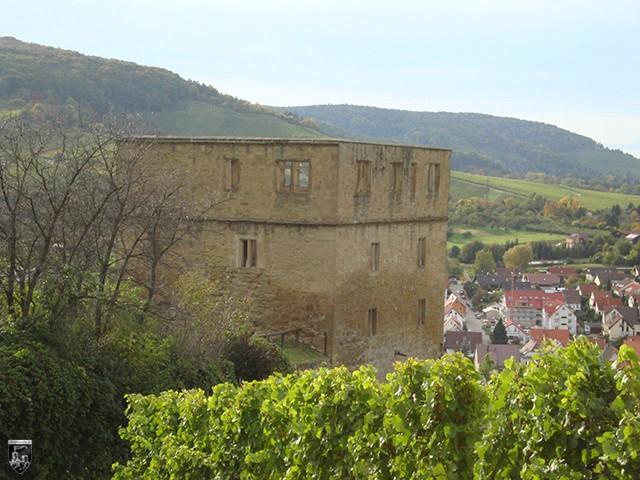 Burg Yburg, Eibenburg in Baden-Württemberg