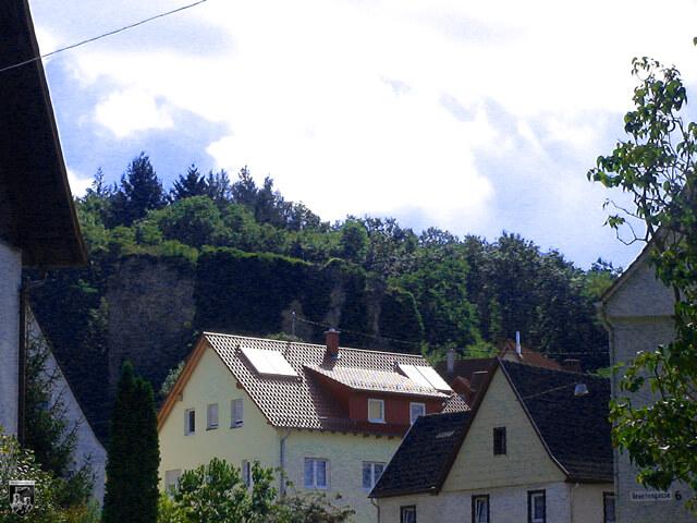 Burg Zuzenhausen in Baden-Württemberg