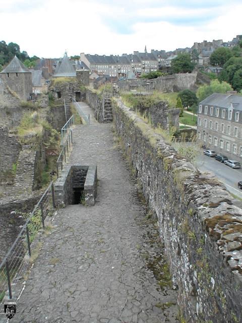 Burg Fougéres