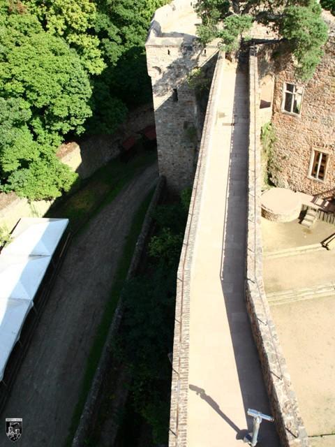 Burg Auerbacher Schloss, Auerburg