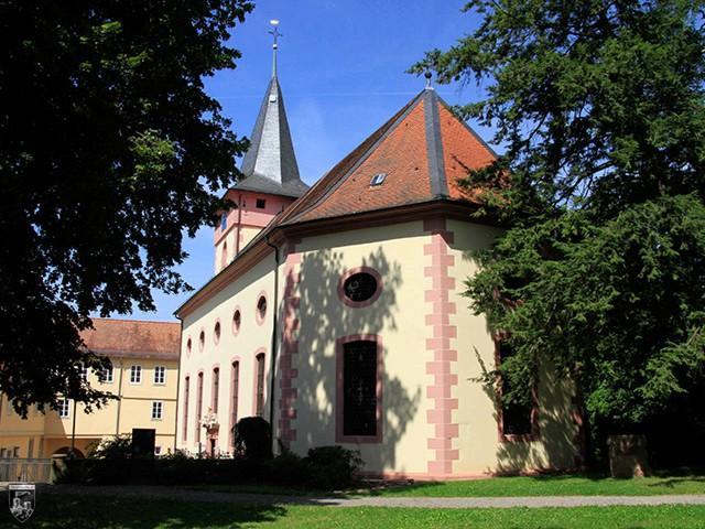 Schloss Bad König in Hessen