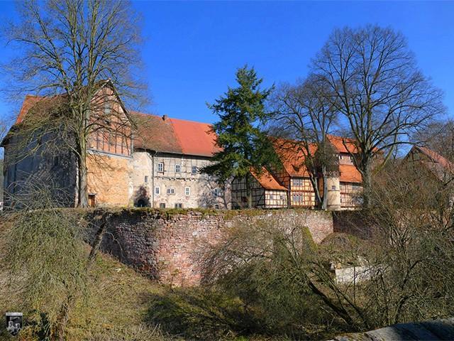 Burg Buchenau