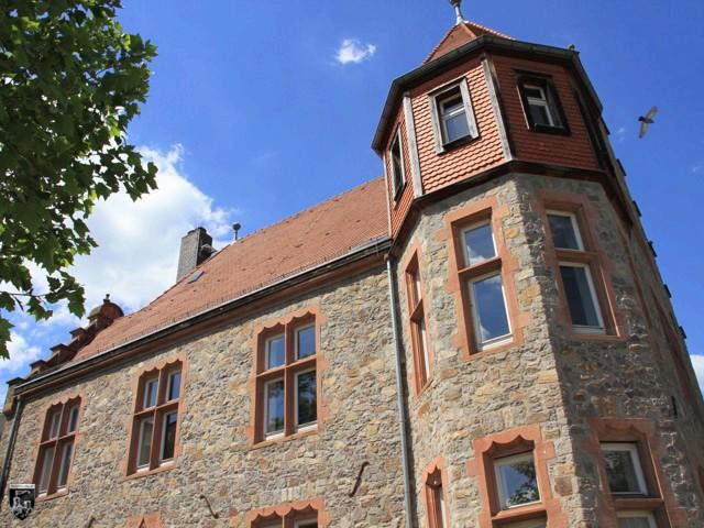 Burg Dieburg in Hessen