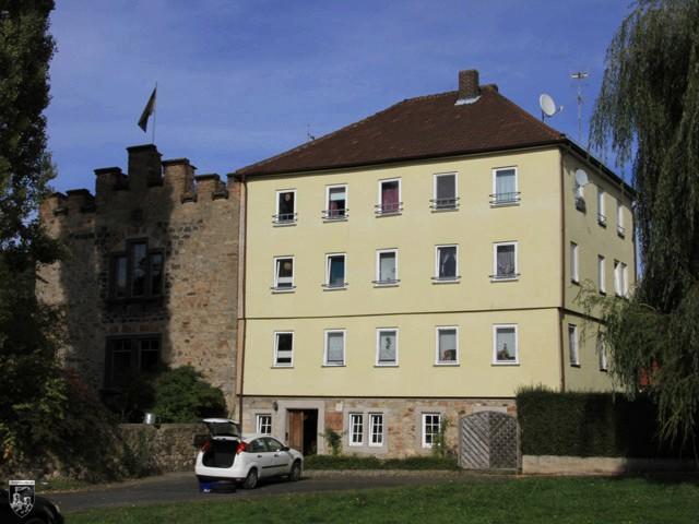 Burg Ellhaus in Hessen