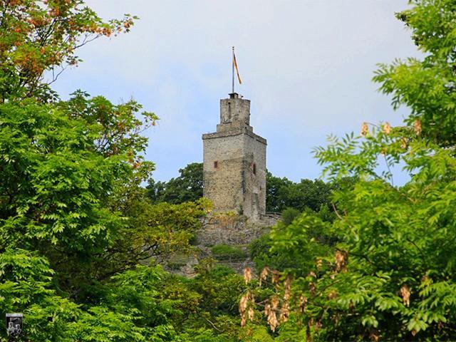 Burg Falkenstein in Hessen