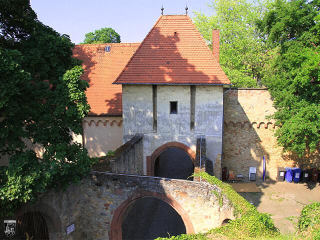 Festung Rüsselsheim in Hessen