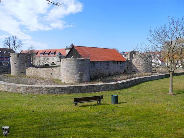 Burg Friedewald in Hessen