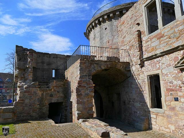 Burg Friedewald