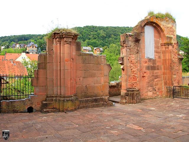 Burg & Kaiserpfalz Gelnhausen